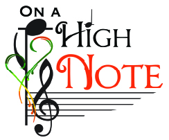 On a HIgh Note logo